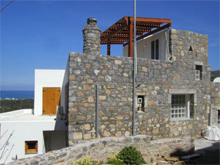 Nikou Real Estate, Suzanne, Nikos, Sissi, Renovated Stone House