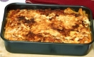 Tuna and Spinach Pasta Bake