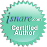 iSnare.com Certified Author